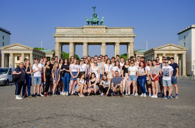 Berlin Brandenburger Tor 2019